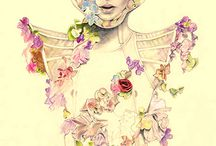 Fashion Illustration Inspiration