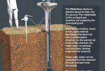 alternative energy creation