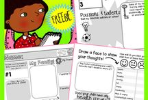Back to School Ideas / by Christy Everson