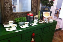 Previous Tea Gigs / by May King Tsang