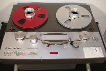 Audio Gear / by Patrick Welker