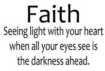 Encouragement...