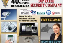 Industrial Security Systems / Security is not something that should be taken lightly, especially in industrial buildings. At T&R Alarm Systems, Inc we provide many different forms of alarm security systems in NJ. We offer intrusion alarms, fire alarms, CCTV, intercoms/video intercoms, door access systems, elevator recall systems and barrier gates. Our industrial security installation in NJ will keep you safe and free from harm.