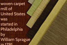"History Of Carpets And Rugs / Like many other terminologies used for antique objects now a days ""Carpet"" is also derived for Italian word ""carpita"". These are textile floor coverings used in home and office decoration, Made by hands and also by machines, Rug is also a term used for these coverings in english. The carpet industry was started from United States in 1791."