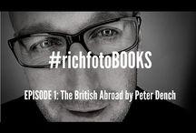 #richfotoBOOKS / by Richard Chambury
