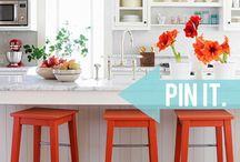 Home Decor- Kitchen/Dining Room / by Jennifer Marler