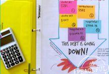Good Money Managing Ideas / Finance/budget ideas / by Elizabeth Crane