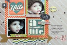 Scrapbooking / by Sharon Thompson