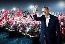 AKP | Republic of Turkey, President Recep Tayyip Erdogan