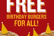Royalty Perks / How to score freebies, deals and exclusive offers from Red Robin