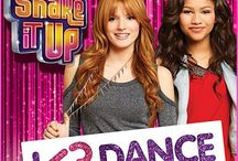 zen and bella thorme is shake it up