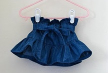 Cute Dresses I need to try and make a pattern for / by Michelle Ewald