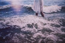 The sea / by Constance Lampert
