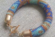 браслеты из бисера