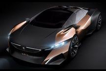 Automotive video / Concept teaser and trailer, automotive world