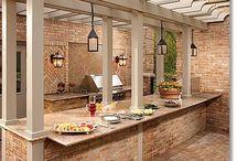 Home: Outdoor Kitchen
