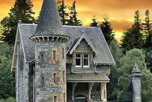 Exterior Home Architecture / by Argyle333