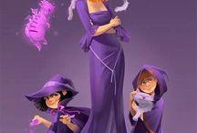 sevimli cadılar