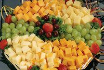 Cheese displays