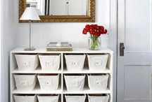 Liv organized / Great ideas to maximize space!
