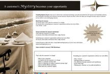 TMG Workshops / Travelling Mystery Guest hosts workshops related to customer service, customer journeys, social media, etc. Find out more by contacting us on enquire@travellingmystery.co.za.