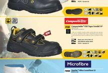 Work Boots / Footwear