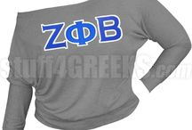 All Zeta phi beta
