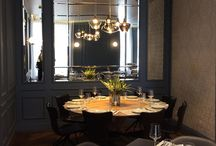 Interior Lighting Design | Restaurant / Restaurant around the world with Studio Italia Design #lamps #design #restaurant #lighting #light #interior #decor #hotel