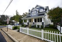 Fillmore Street Residence / Architectural Design for CIMA Design-Build - Renovation of a Virginia Bungalow