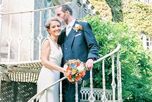 Luttrellstown country house flowers wedding