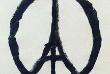 Pray for Paris / We feel with Paris. Our hearts are with all the families and friends.