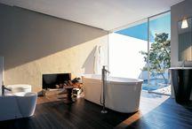 Łazienka PHILIPPE STARCK / Philippe Starck jeden z najsłynniejszych współczesnych twórców, mistrz prowokacji i genialny projektant zarazem.  Wyposażenie łazienek, aranżacja łazienki, łazienka, w łazience, inspiracje, pomysł, projekt, baterie łazienkowe, ceramika łazienkowa, stelaż podtynkowy łazienkowy, deszczownica, Hansgrohe, Axor, Grohe, Kludi, Geberit, Huppe, Villeroy&Boch, Duravit, Roca