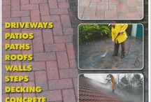 Pressure Washing Drives Patios & More / Pressure Washing companies  www.chiptechsurfacing.co.uk www.powertech-pressure-washing.co.uk www.newbondsurfacing.co.uk