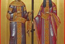 αγιοι Κωνσταντίνος και ελενη