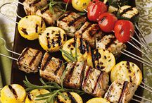 Healthy Grilling / Healthy grilling recipes to use all summer long. / by Excellus BlueCross BlueShield