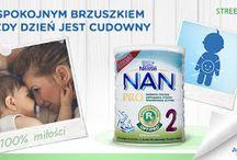 NAN PRO 2 - kampania Streetcom #NANPRO2 #L.reuteri #spokojnybrzuszek