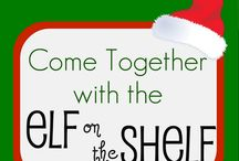 Elf on a Shelf / by Patsy Evans