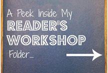 Readers Workshop / by primary teacher