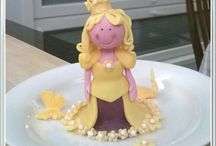 Cakes & cake decorations / Made  by  Satu N-R