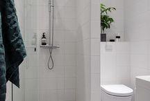 Badkamer nieuwe huis
