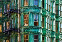 ☆ Purple | Blue | Green ☆ / by Vedante { Barbara Kantor }