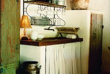 Green / Kitchen