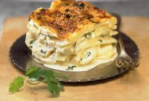 The Savory Side / Recipes and foods / by Lauren Indiveri