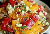 Delicious Yummi Amazing Salads