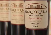 Martorana Family Winery Wine / Wines produced by Martorana Family Winery.  Certified Organic farming and 100% estate fruit.