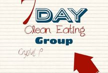 {Meal Plans} Clean Eating / Meal planning Weeknight dinner recipes Clean eating recipes  Organized mom plan Working mom dinner ideas