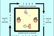 Relaxing exercises for children / Relaxing exercises for children