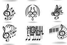 Music Clip Art / Here's a place to pin and share fun Music Clip Art! / by Music-Facts.com