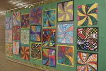Art Projects for 6th Graders / by Janet Linscomb