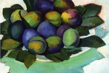 Plums / by Janet Young Lei